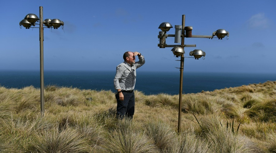 En Australie, une péninsule respire