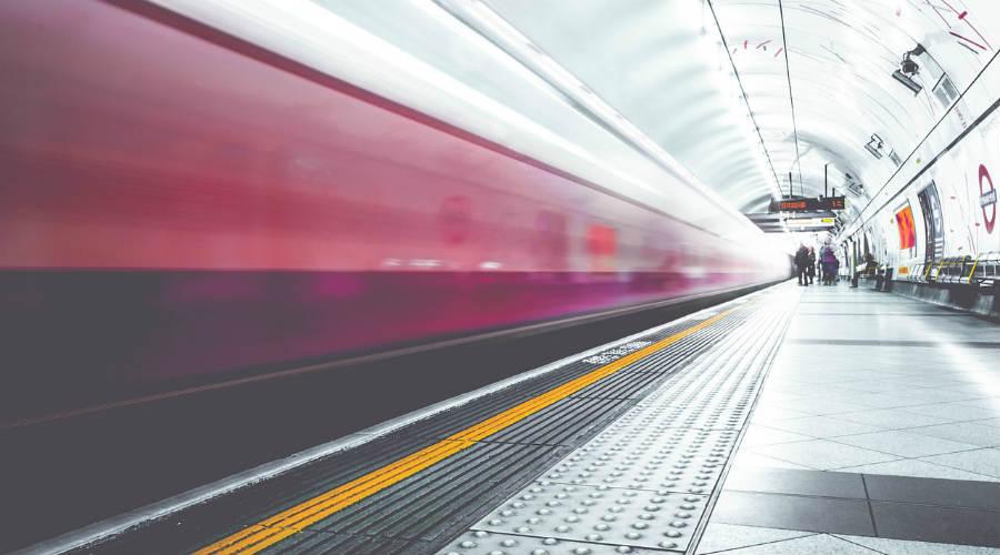 tunnel et métro