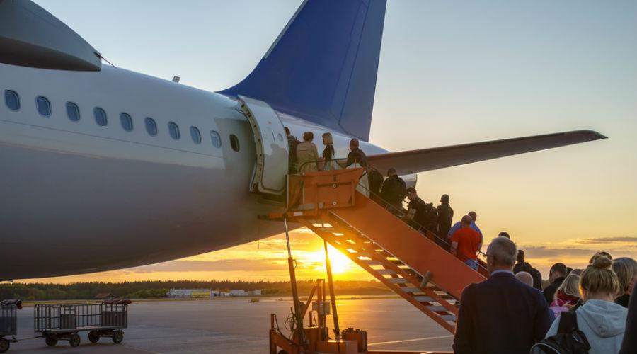 """Le """"flygskam"""" ou la honte de prendre l'avion par conscience environnementale"""