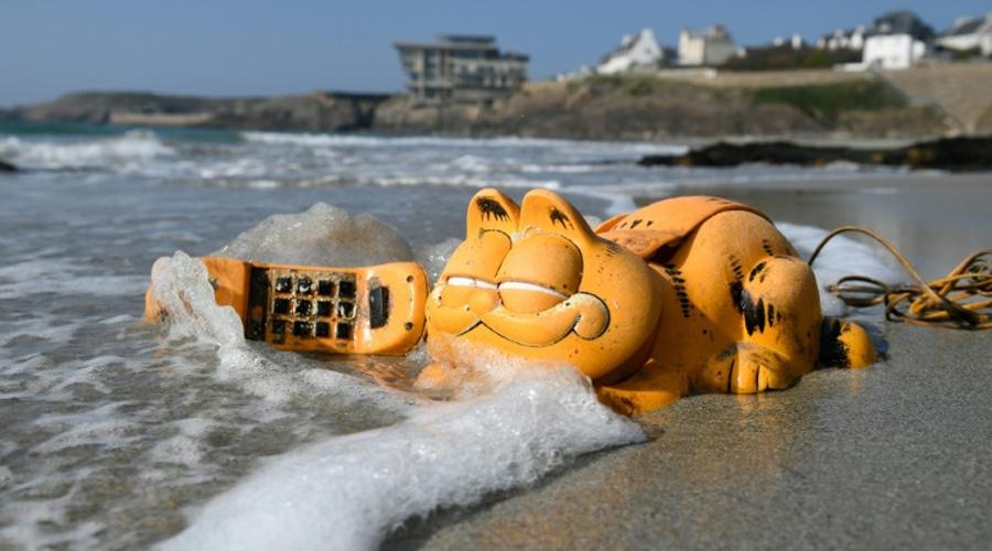 téléphones Garfield