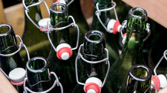 Une pétition pour rétablir la consigne de verre en France