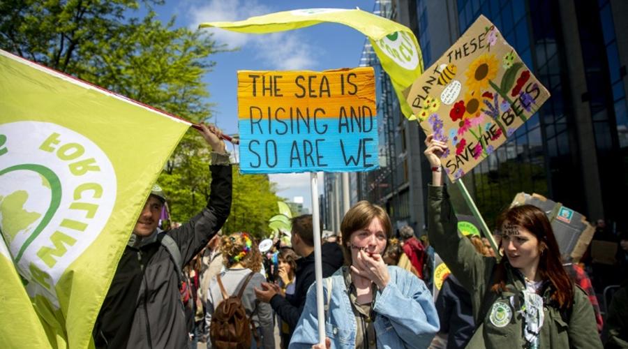 Marche climat Belgique