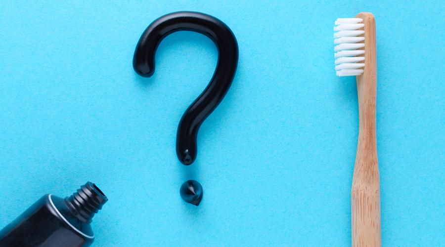 Dentifrices au charbon : des effets contraires à ceux attendus ?