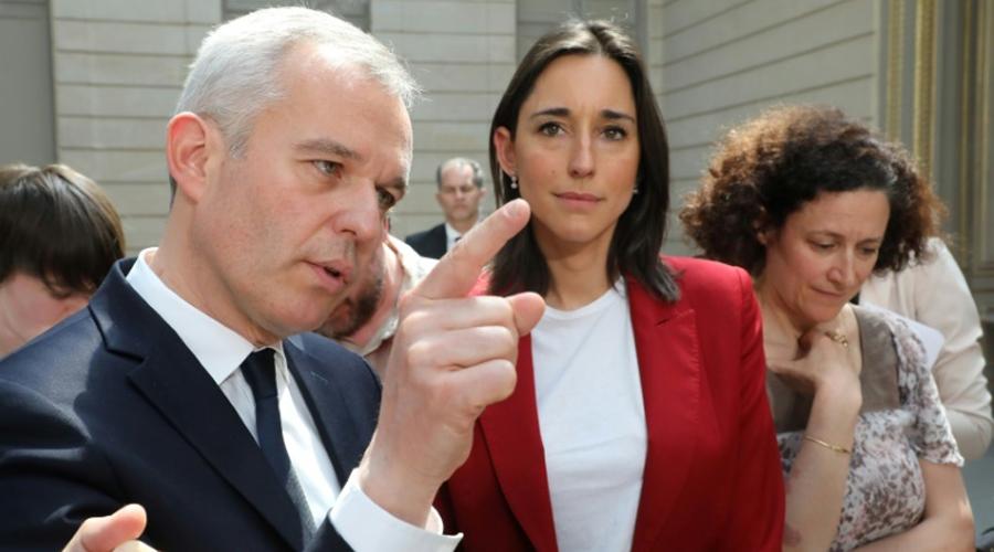 François de Rugy  et Brune Poirson