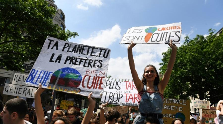La transition écologique, thème incontournable des Européennes
