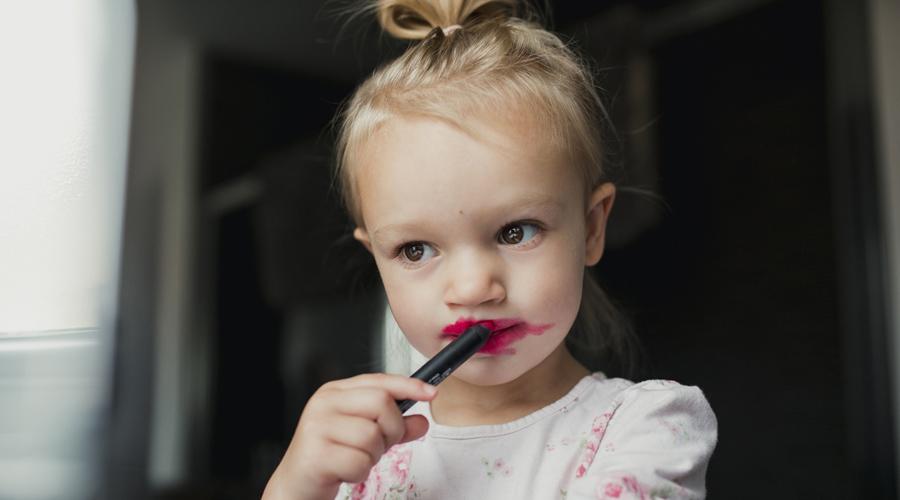 Les produits de beauté entraînent de nombreuses hospitalisations d'enfants