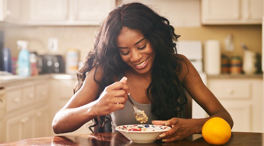 petit-déjeuner  et santé cardiovasculaire