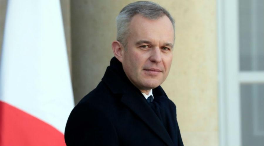 François de Rugy, le ministre de la Transition écologique a démissionné