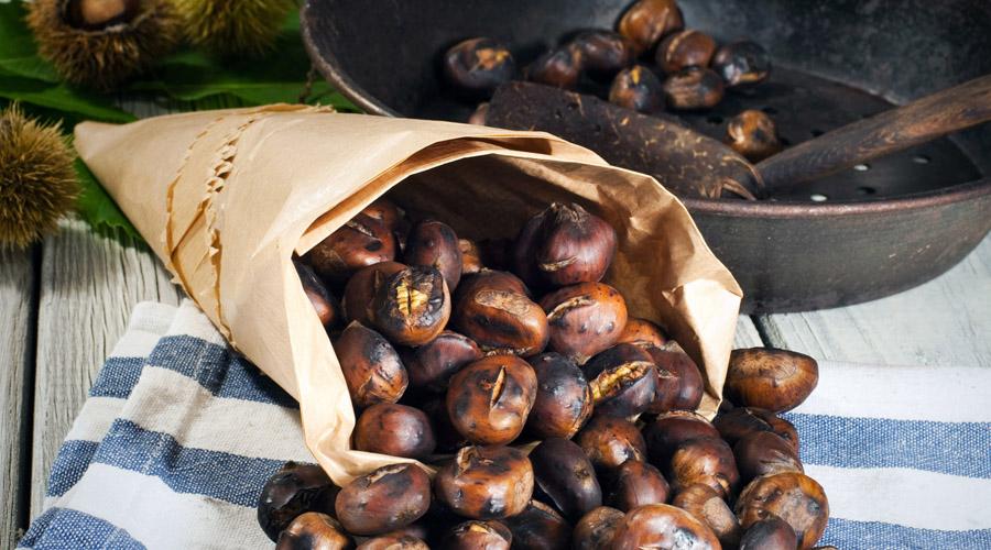 Cueillettes d'automne et intoxication : gare à la confusion entre châtaignes et marrons