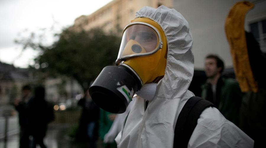 Lubrizol : plus de 5.000 tonnes de produits détruits lors de l'incendie de l'usine chimique