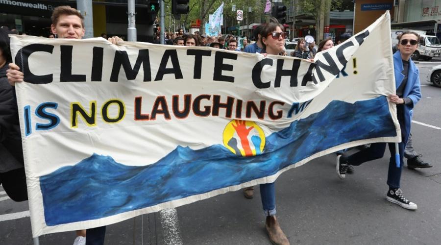 Climat : manifestations mondiales d'Extinction Rebellion, plusieurs arrestations