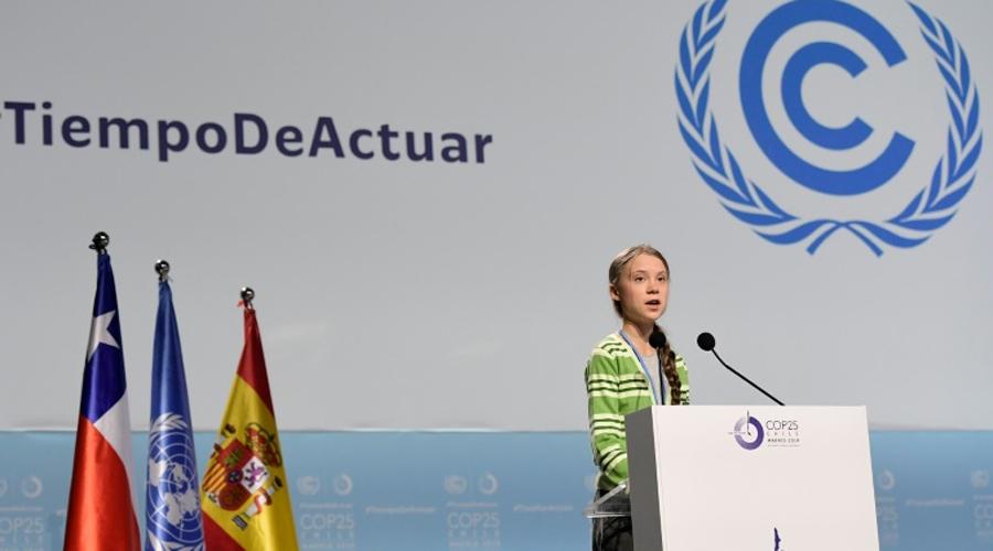 COP25 : Greta Thunberg accuse les Etats de