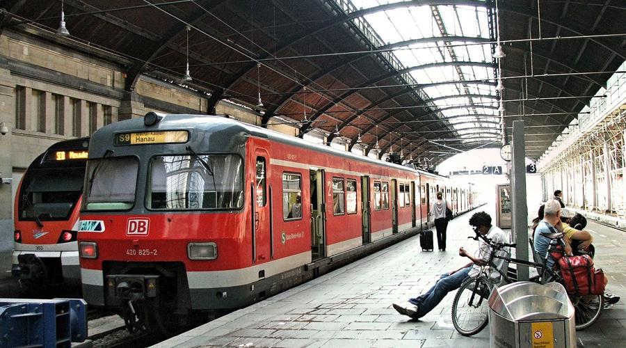 Train Allemagne
