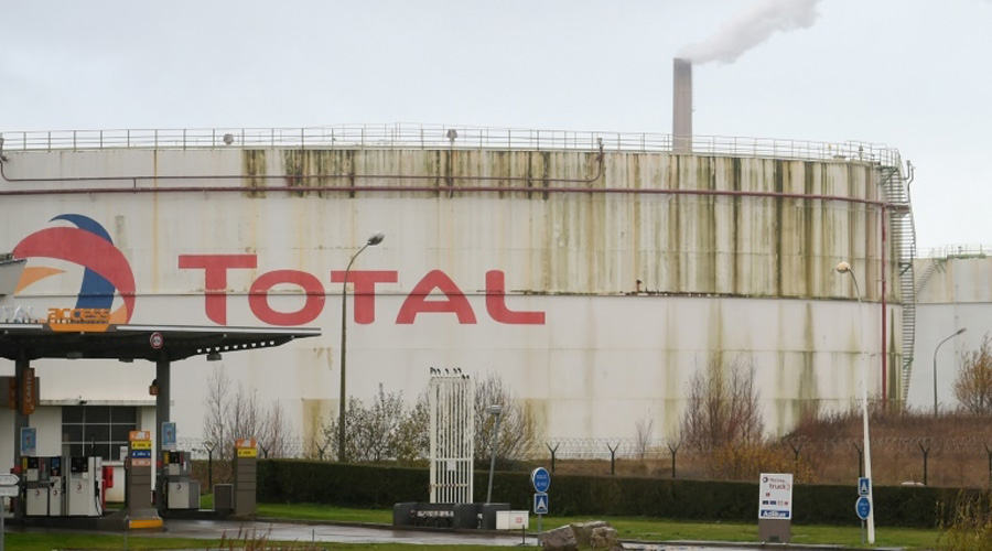 Le groupe Total assigné en justice pour inaction climatique