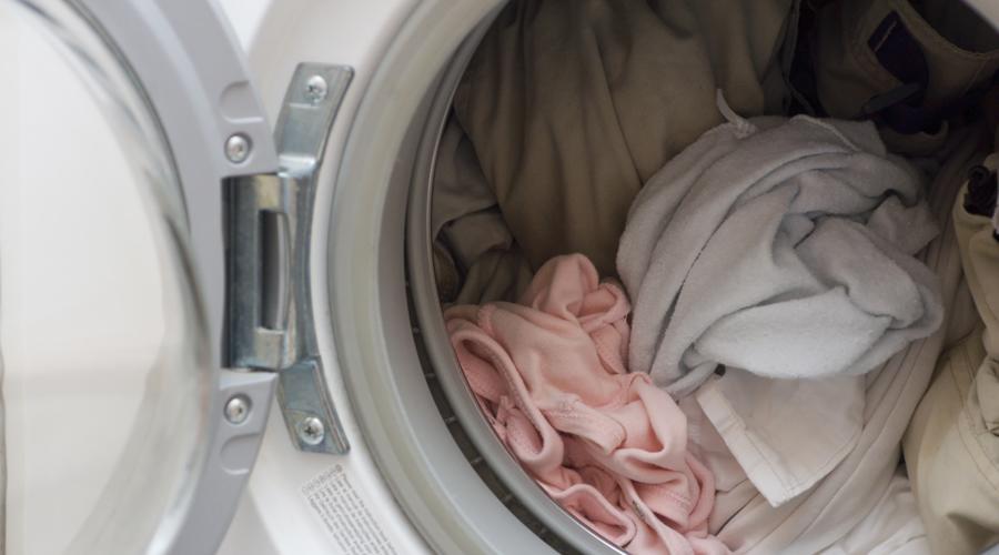 linge machine à laver