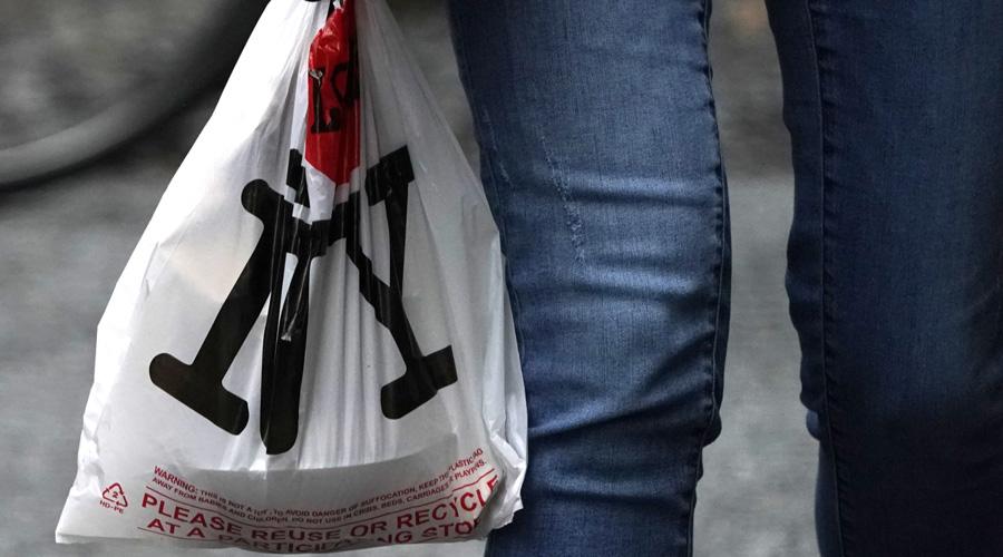 sac plastique new york