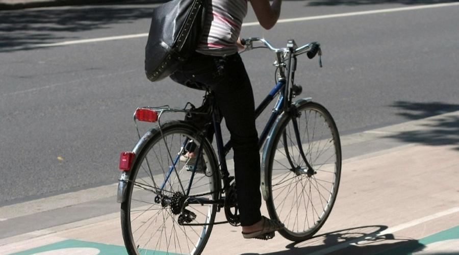 vélo et piste cyclable