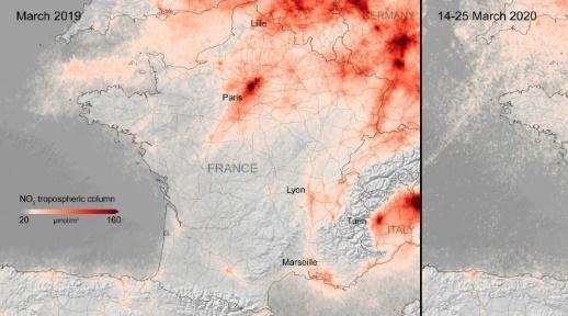 carte effets pandémie