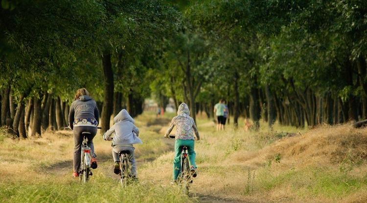 balades à vélo en France