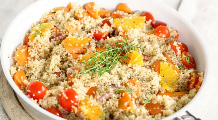 Les bienfaits du quinoa en 10 points