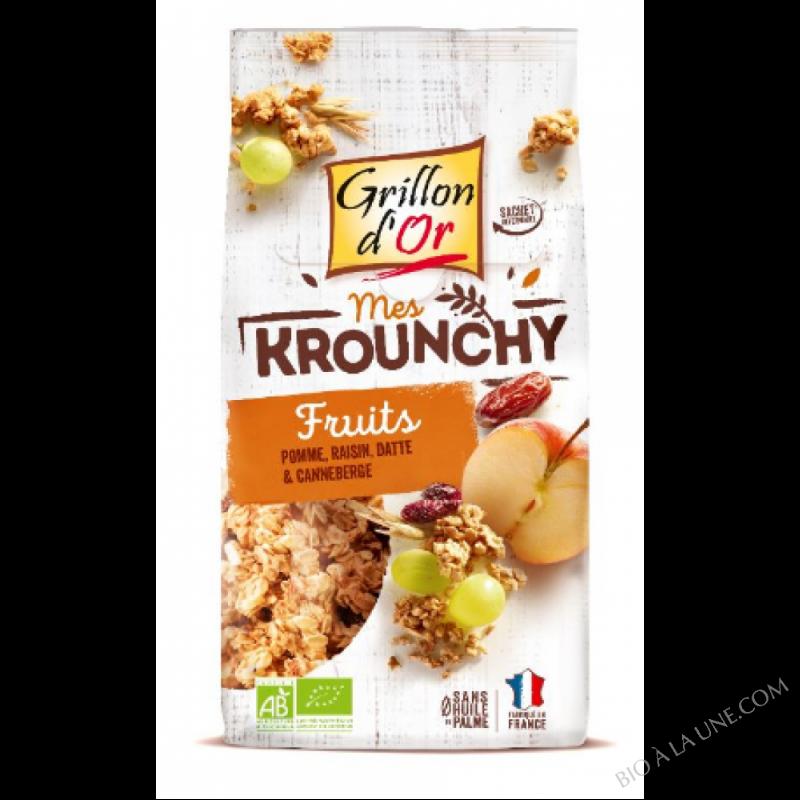 Krounchy familial aux fruits 1 kg