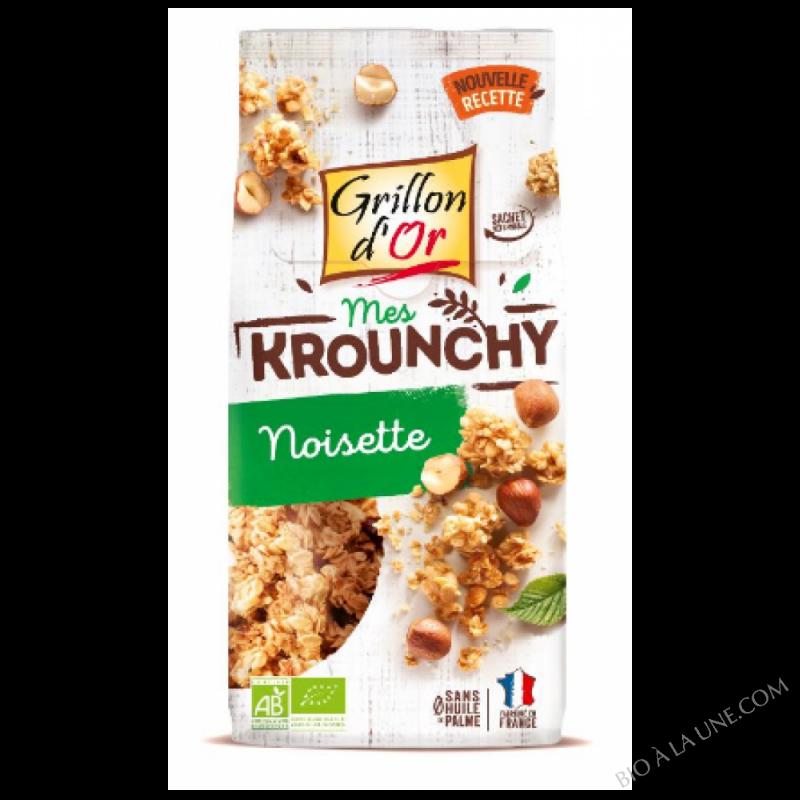 Krounchy noisettes