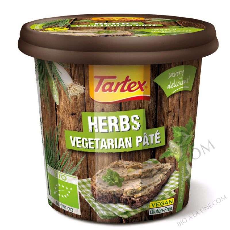 PATE VEGETAL HERBES - 125G