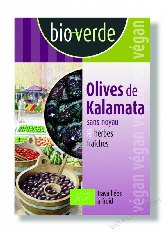 Olives De Kalamata -150G