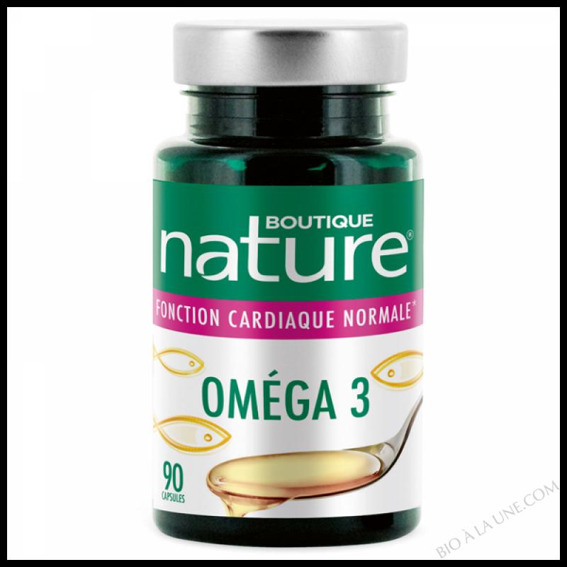 Omega 3 90 capsules + 20% OFFERT