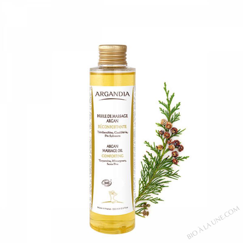 Huile de Massage Argan Réconfortante  - 150 ml