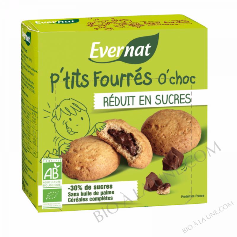 P'TITS FOURRÉS O'CACAO - 180G