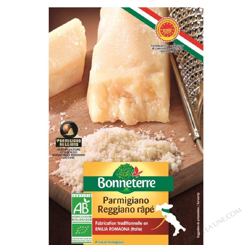 Parmigiano Reggiano Rapé AOP