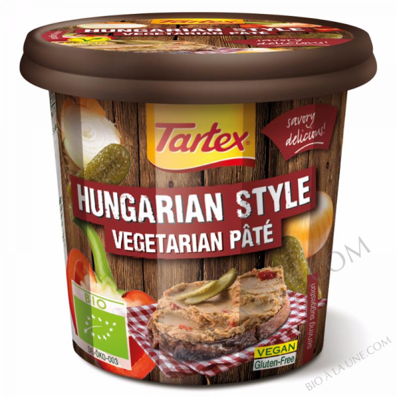 Tartex Hungarian Style Vegetarische Pâté - 125 G