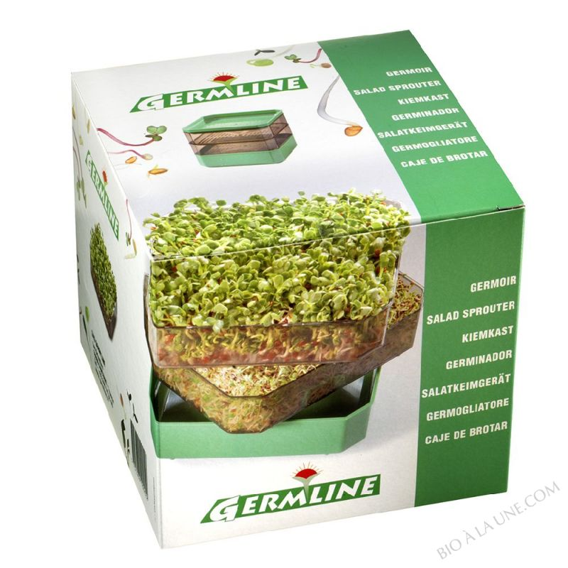 Germoir 2 Etages Biosalad