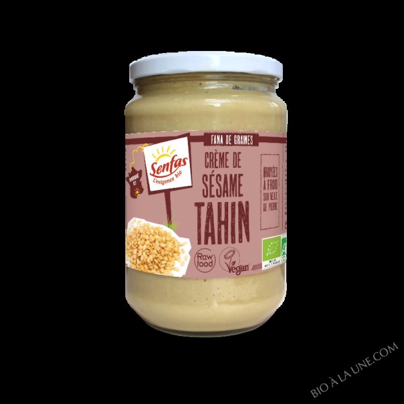 TAHIN (SÉSAME DÉPELLICULÉ) - 700G