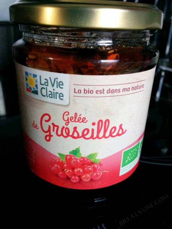 GELÉE DE GROSEILLES - 350G
