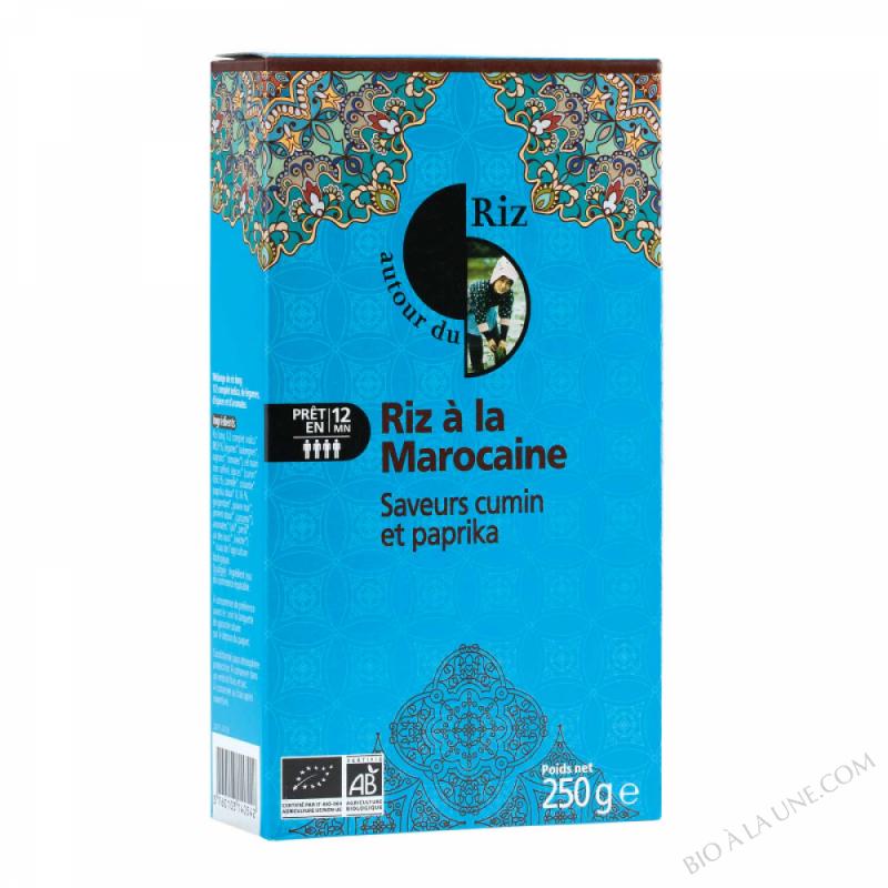 Riz À La Marocaine - 250G
