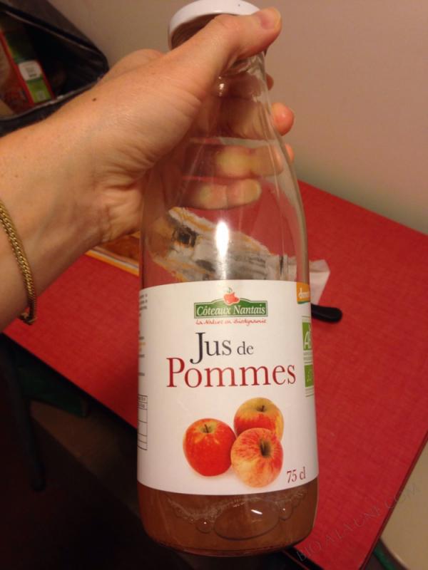 Jus De Pommes - 75CL