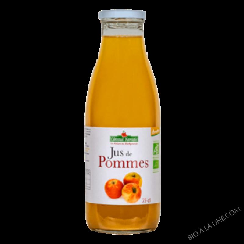 Jus pommes 75 cl Demeter
