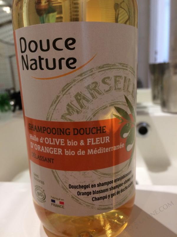 Shampooing Douche Fleur D'Oranger - 500Ml