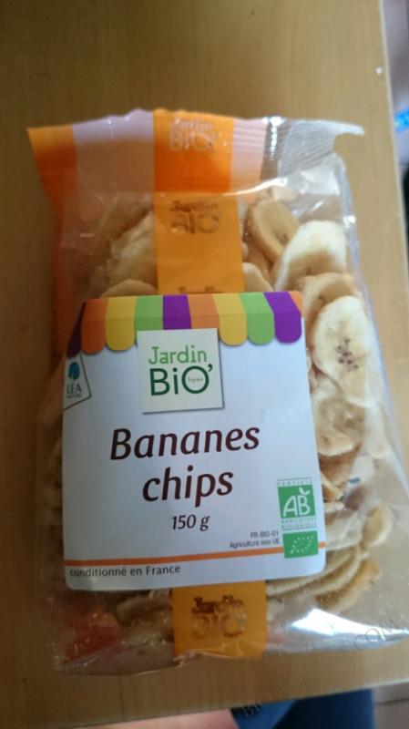 Bananes chips - 150g