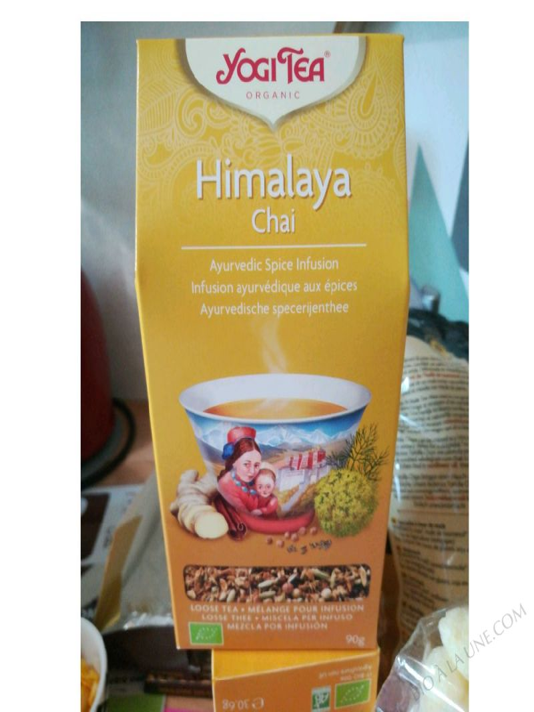Himalaya chai - 90G