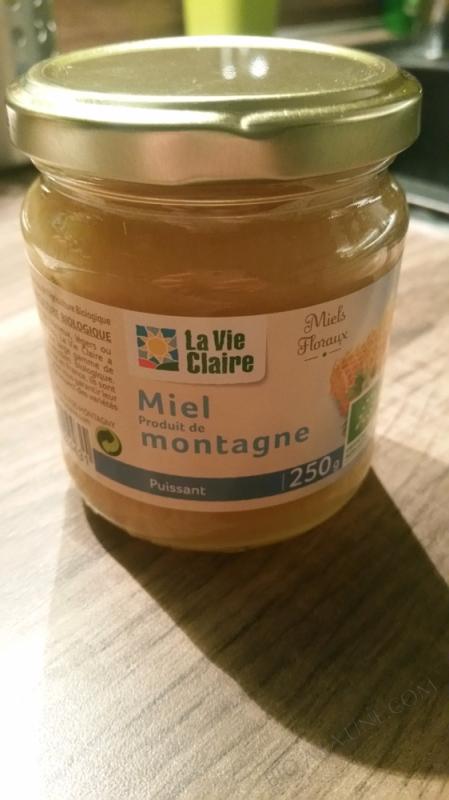 MIEL DE MONTAGNE - 250G