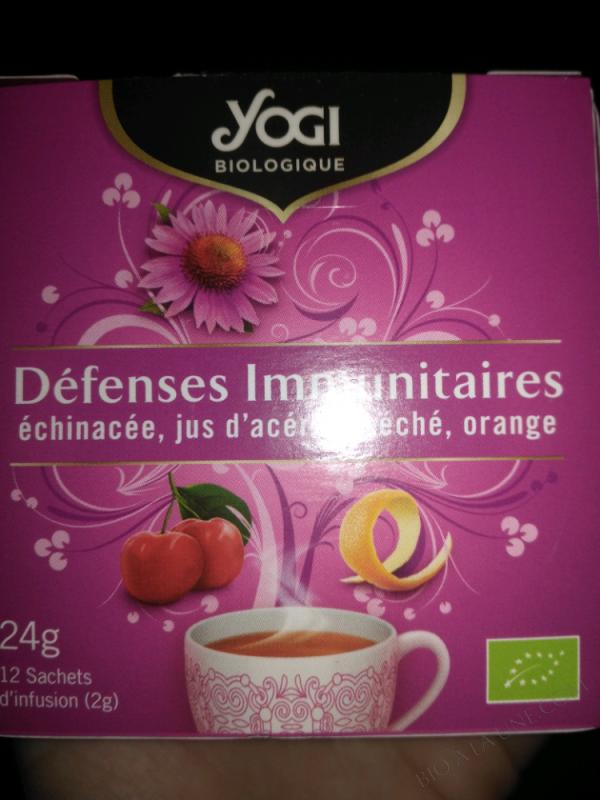 Defense Immunitaires - Yogi Biologique