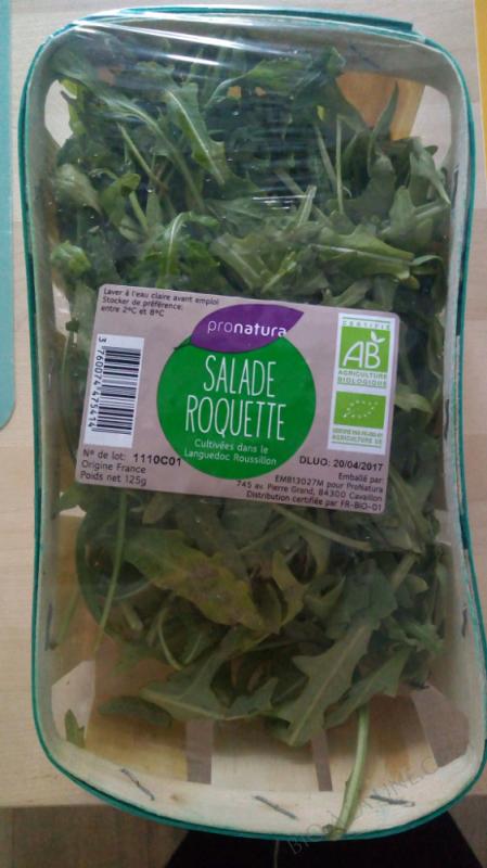 Roquette – 125g