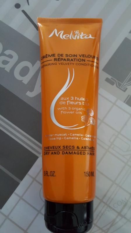 Crème de soin velours - Réparation - 150ml