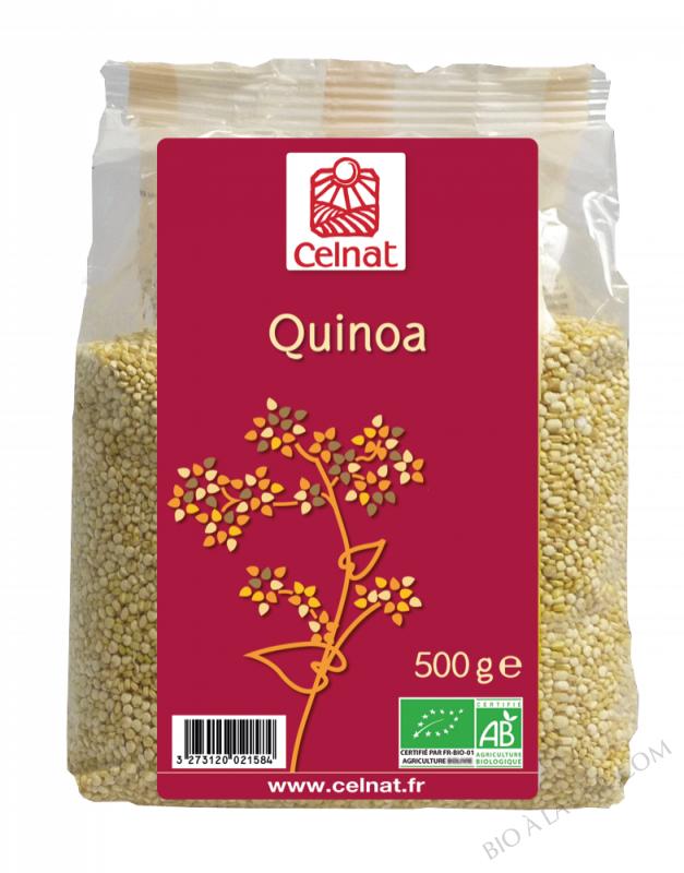 CELNAT Quinoa BIO - 500g