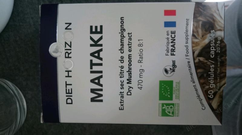 MAITAKE 470 mg