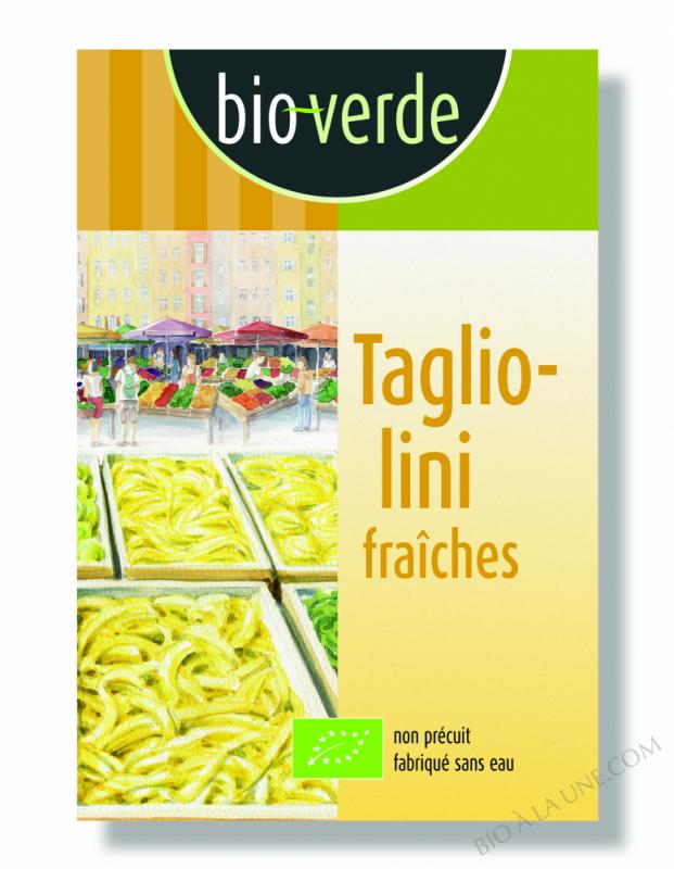 TAGLIOLINI FRAICHES - 250G