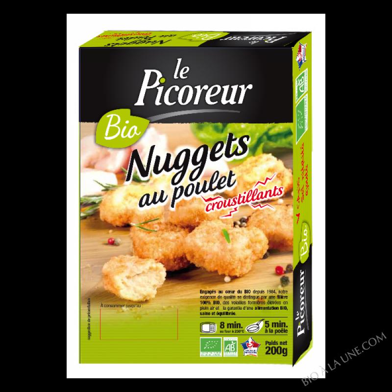 NUGGETS AU POULET – 200g
